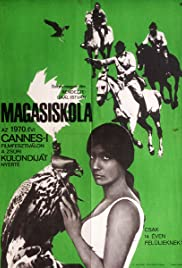 Magasiskola Poster