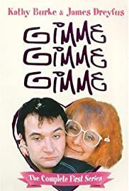 Gimme Gimme Gimme Poster