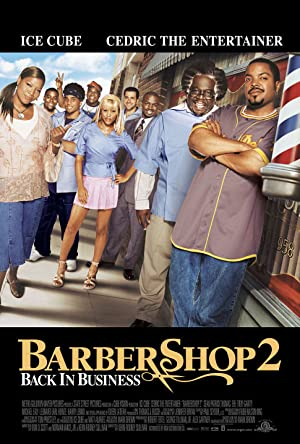 Barbershop 2: Back in Business Poster Image