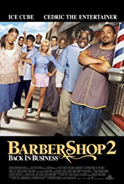 Barbershop 2: Back in Business Poster