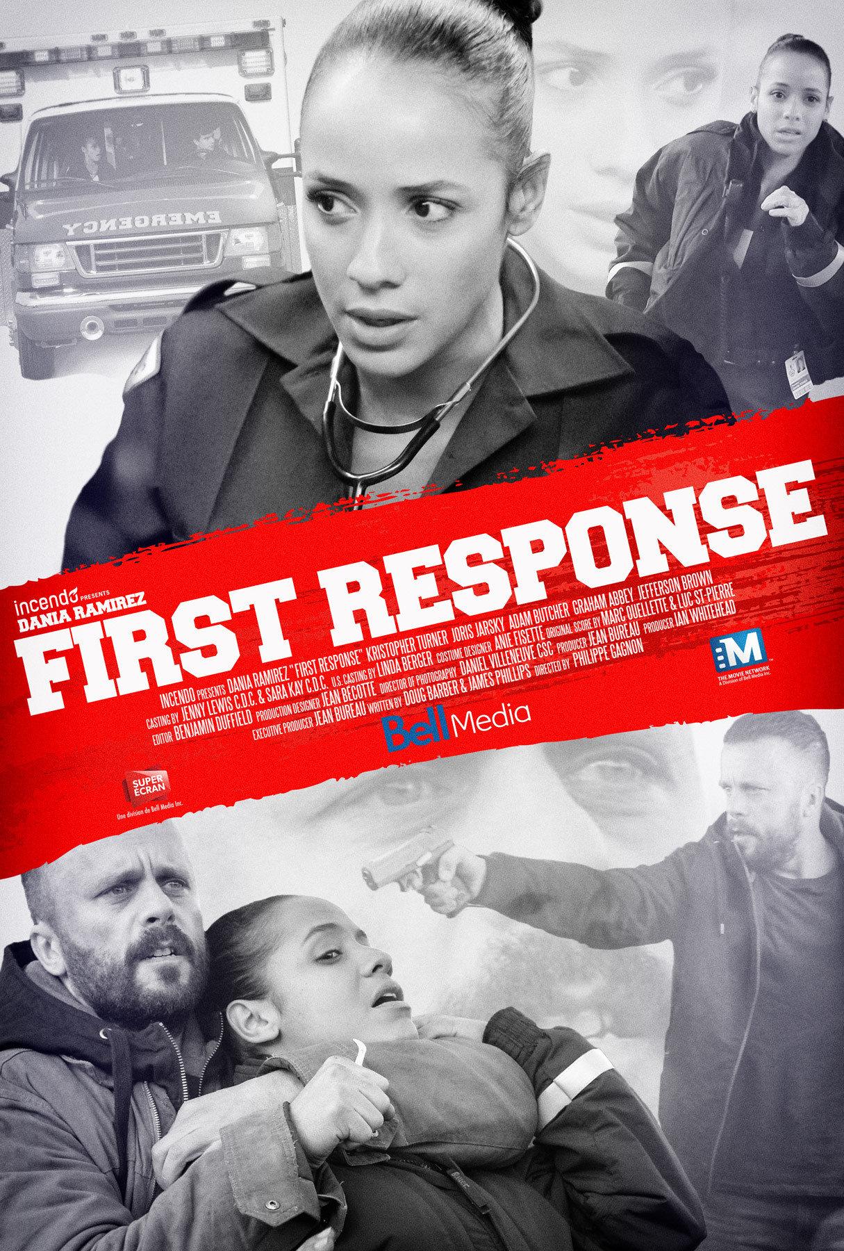 First Response (TV Movie 2015) - IMDb