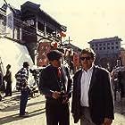 Bernardo Bertolucci and Jeremy Thomas in The Last Emperor (1987)