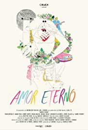 Amor eterno Poster