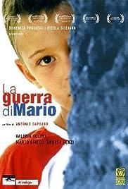 La guerra di Mario Poster
