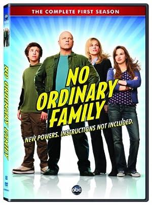 Where to stream No Ordinary Family