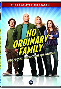 Primary photo for No Ordinary Family