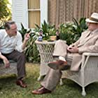 Ben Affleck and Chris Cooper in Live by Night (2016)