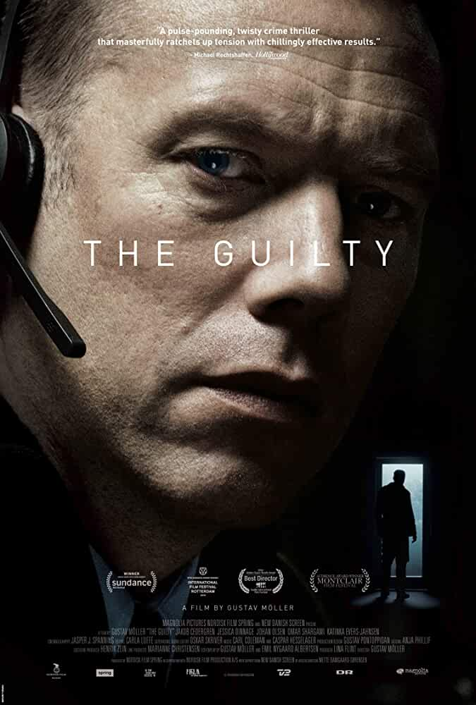 The Guilty (2018) 720p WEB HD ()