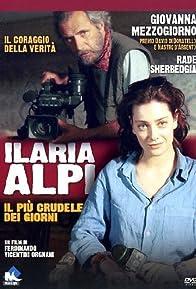 Primary photo for Ilaria Alpi - Il più crudele dei giorni