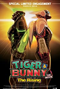 Primary photo for Tiger & Bunny: The Rising