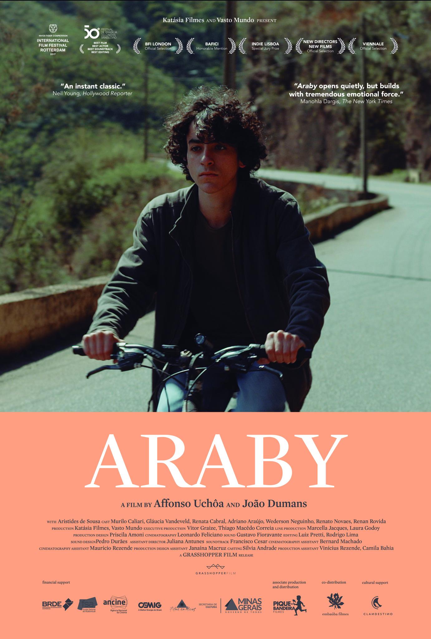 araby story summary