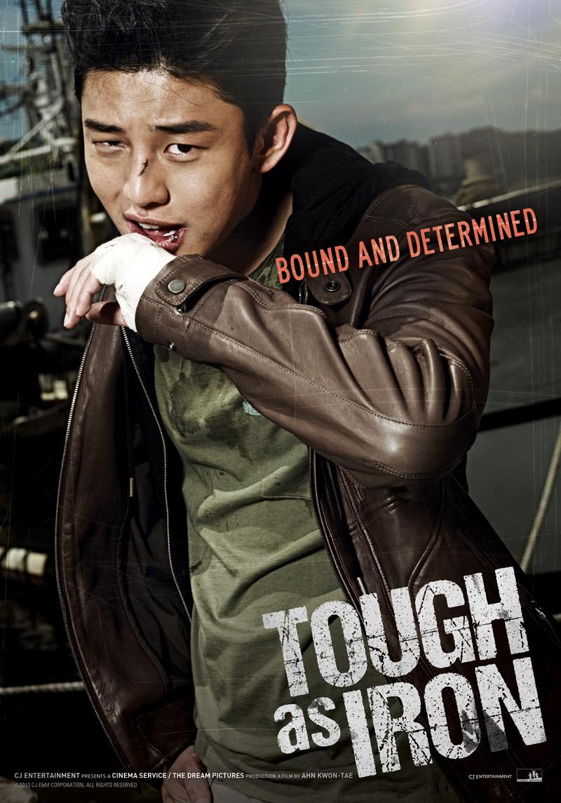 دانلود زیرنویس فارسی فیلم Tough as Iron