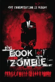 The Book of Zombie Poster
