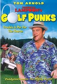 Golf Punks Poster