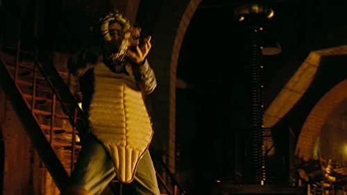 "The Sorcerer's Apprentice -- ""Plasma Bolt"""