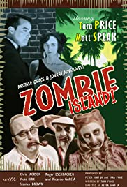 Another Grace and Johnny Adventure: Zombie Island! Poster