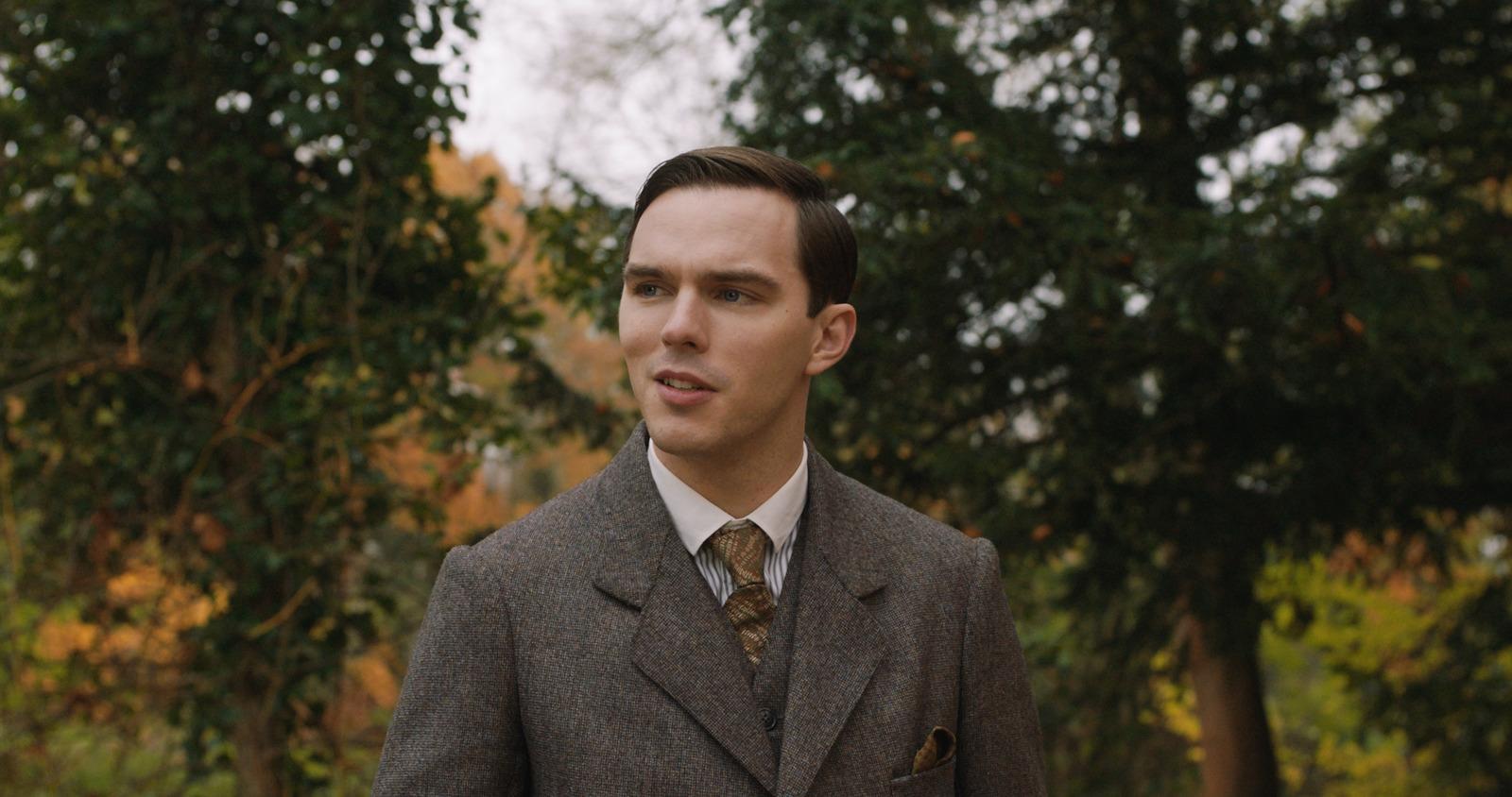 Nicholas Hoult in Tolkien (2019)