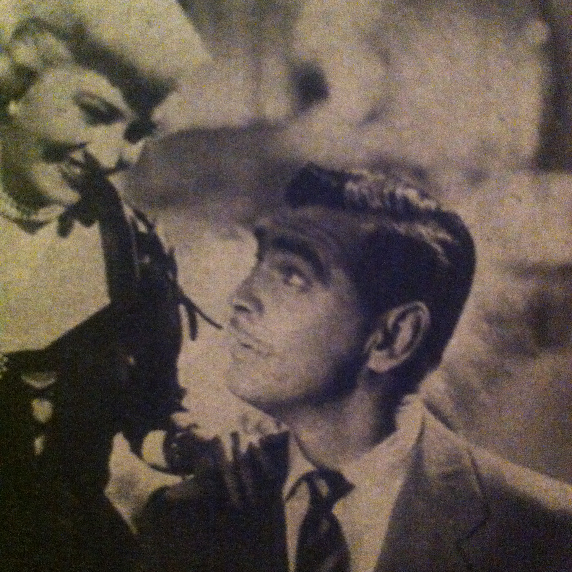 Clark Gable and Marilyn Maxwell in Key to the City (1950)