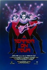 Terror on Tour(1980) Poster - Movie Forum, Cast, Reviews