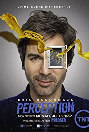 Perception Poster - TV Show Forum, Cast, Reviews
