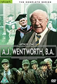 A.J. Wentworth, B.A. Poster