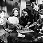 Rosemary DeCamp, Charles Herbert, Martin Milner, Jo Morrow, and Donald Woods in 13 Ghosts (1960)