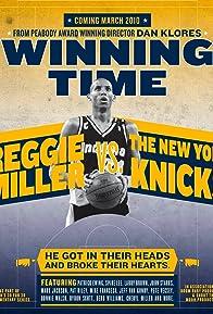 Primary photo for Winning Time: Reggie Miller vs. The New York Knicks