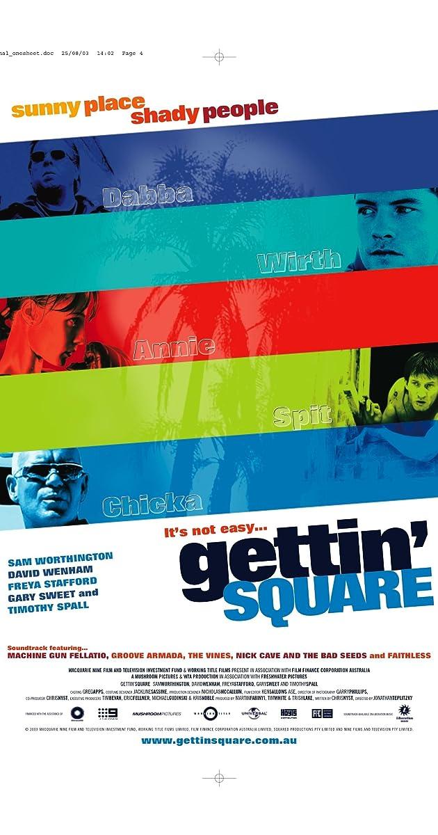 Gettin' Square (2003) Subtitles