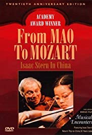 From Mao to Mozart: Isaac Stern in China (1979) Poster - Movie Forum, Cast, Reviews