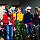 Dyllan Christopher, Quinn Shephard, Brett Kelly, Gia Mantegna, and Tyler James Williams in Unaccompanied Minors (2006)