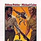 Michael Caine and Sidney Poitier in The Wilby Conspiracy (1975)