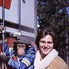 """"""" B.J. And The Bear"""" Greg Evigan and Bear"""