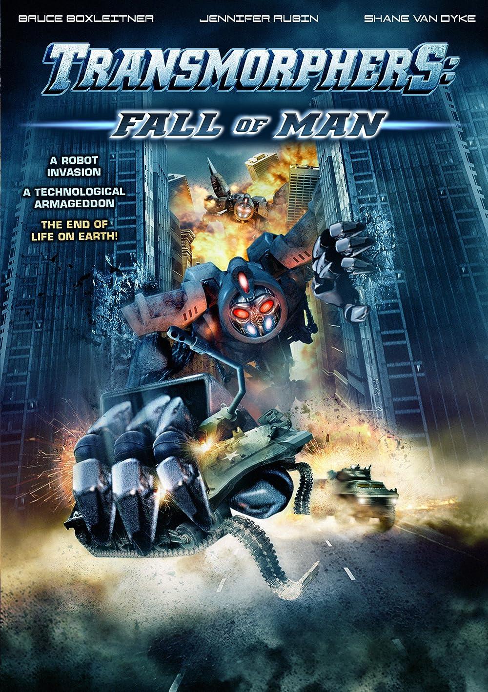 Transmorphers Fall of Man 2009 Hindi ORG Dual Audio 480p BluRay ESub 301MB Download