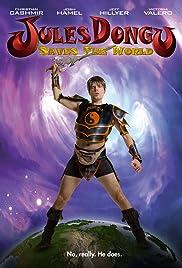Jules Dongu Saves the World Poster