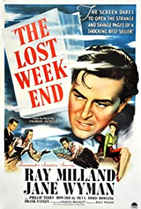 Top free downloadable movies The Lost Weekend [2160p]