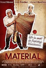 Material (2012) Poster - Movie Forum, Cast, Reviews