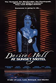 Desire and Hell at Sunset Motel Poster