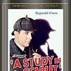 Reginald Owen in A Study in Scarlet (1933)