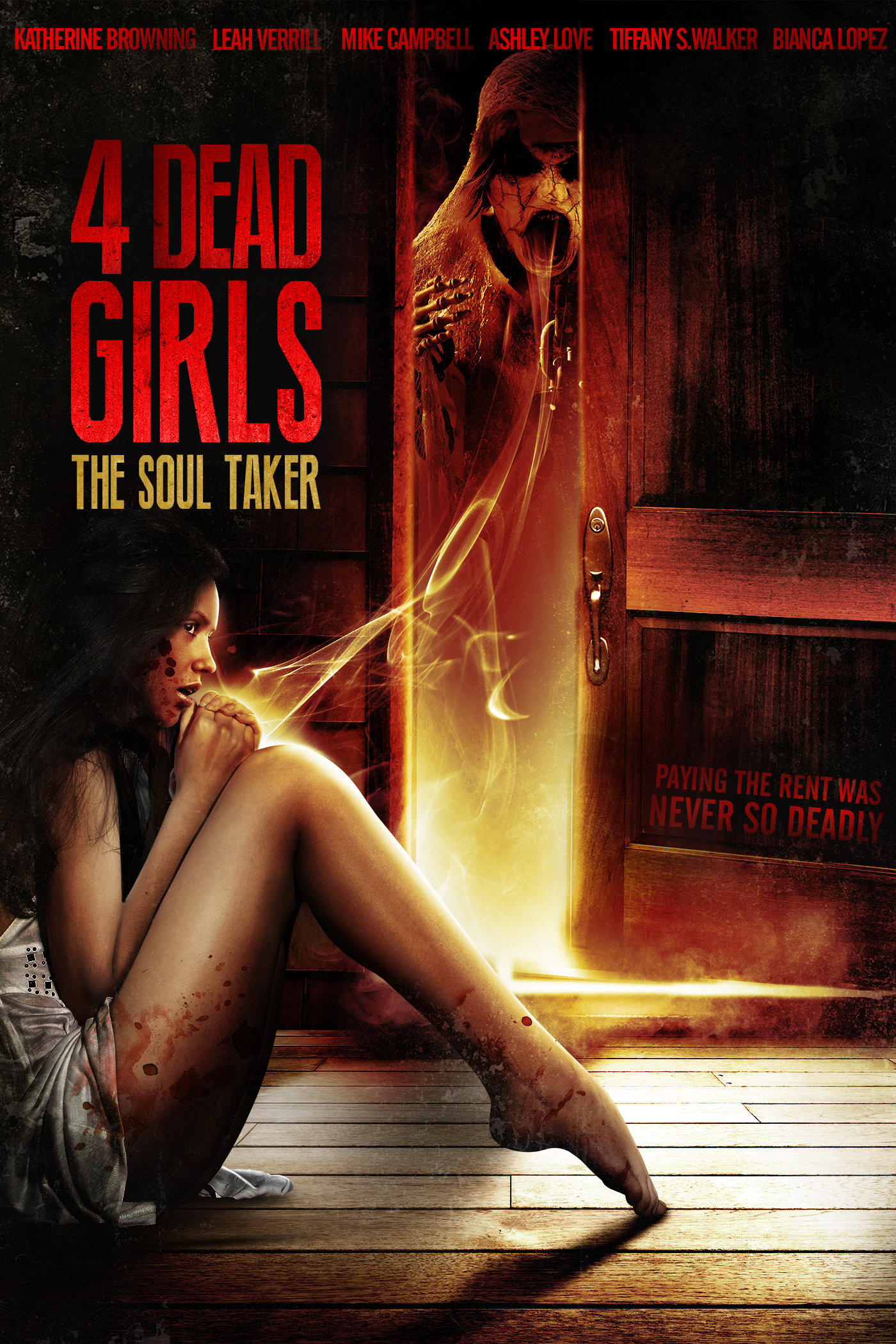 Dead girl horror movie