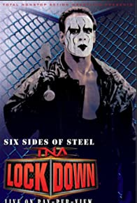 Primary photo for TNA Wrestling: Lockdown