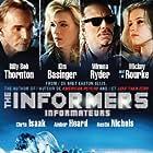 Kim Basinger, Winona Ryder, Mickey Rourke, Billy Bob Thornton, and Amber Heard in The Informers (2008)