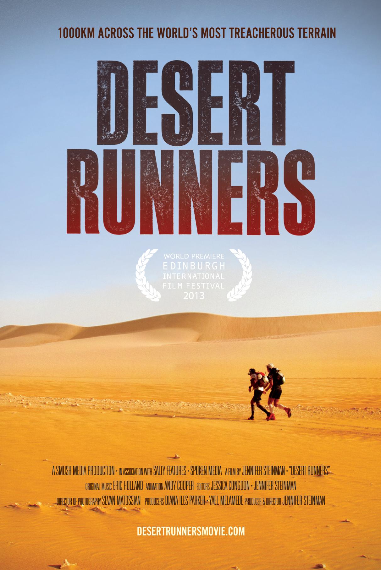 Image result for desert runners documentary