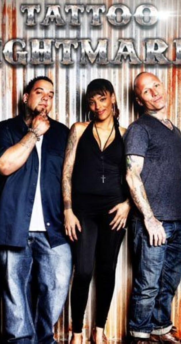 Tattoo Nightmares (TV Series 2012– ) - IMDb