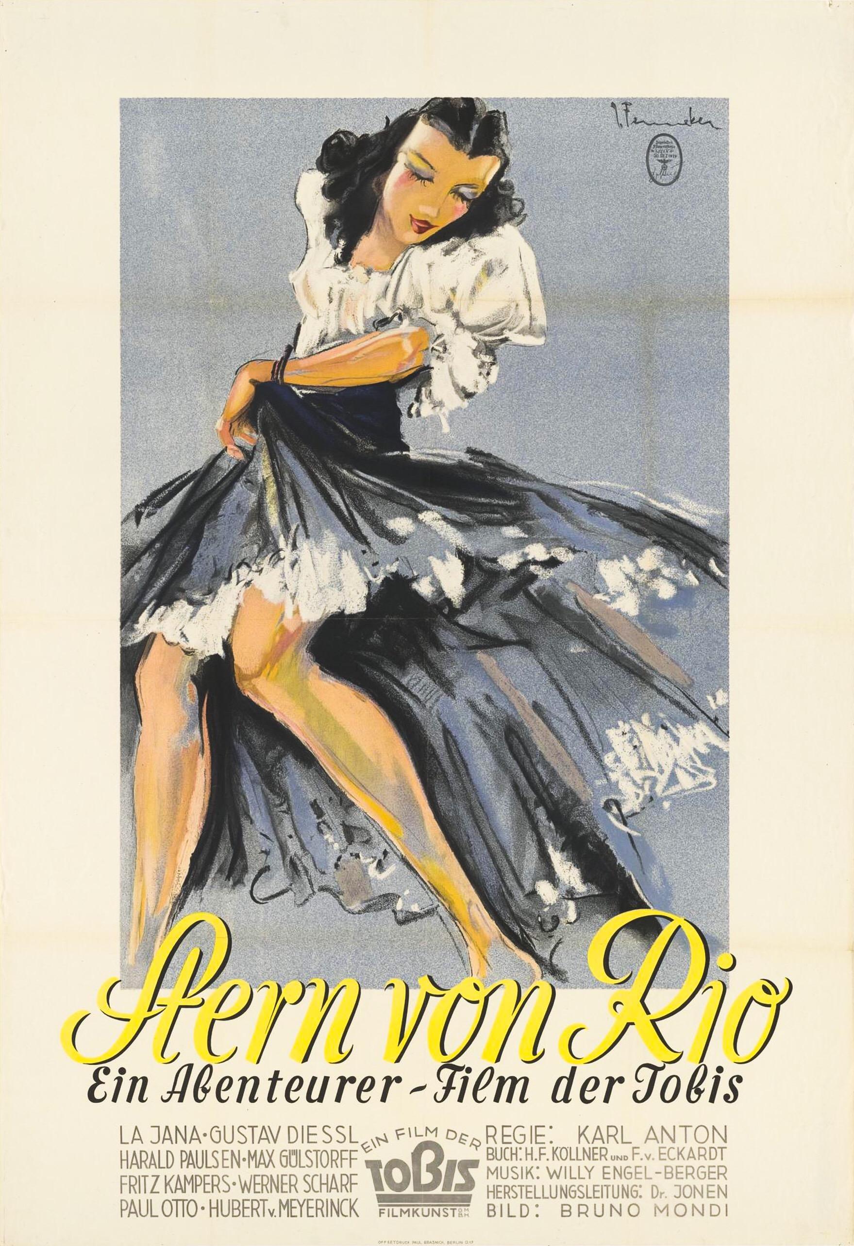 Stern Von Rio 1940 Imdb
