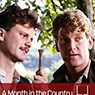 Kenneth Branagh and Colin Firth in A Month in the Country (1987)