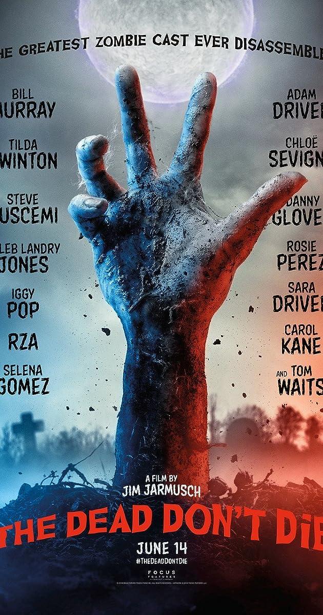 Watch Full HD Movie The Dead Don't Die (2019)
