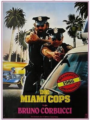 Miami Supercops Poster Image