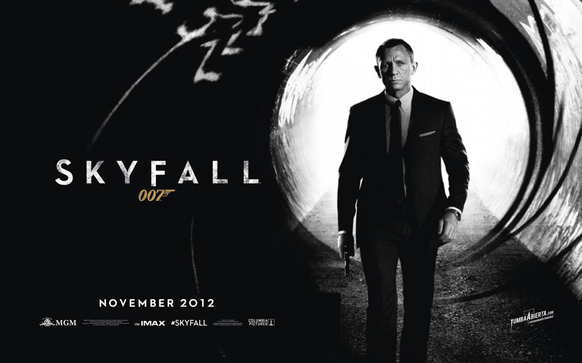 The Official James Bond Website Action stations New SKYFALL