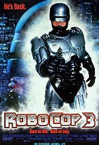 Primary photo for RoboCop 3