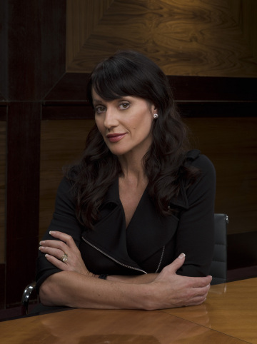 Nadia Comaneci in The Apprentice (2004)